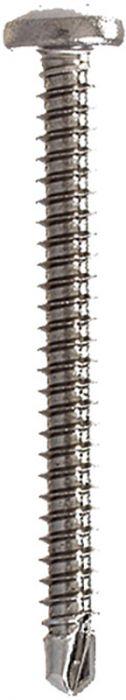 Puurkruvid Profi Depot ümarpea DIN7504-N, A2 4,8 x 38 mm 50 tk