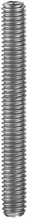 Keermelatt M6 x 1000 mm, A2, DIN975