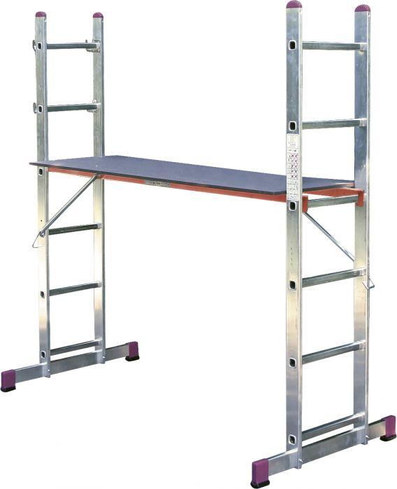 Multifunktsionaalne ehitustelling Corda töökõrgus 3 m