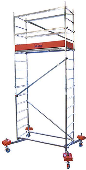 Teisaldatav ehitustelling ClimTec moodul 1 töökõrgus 5 m