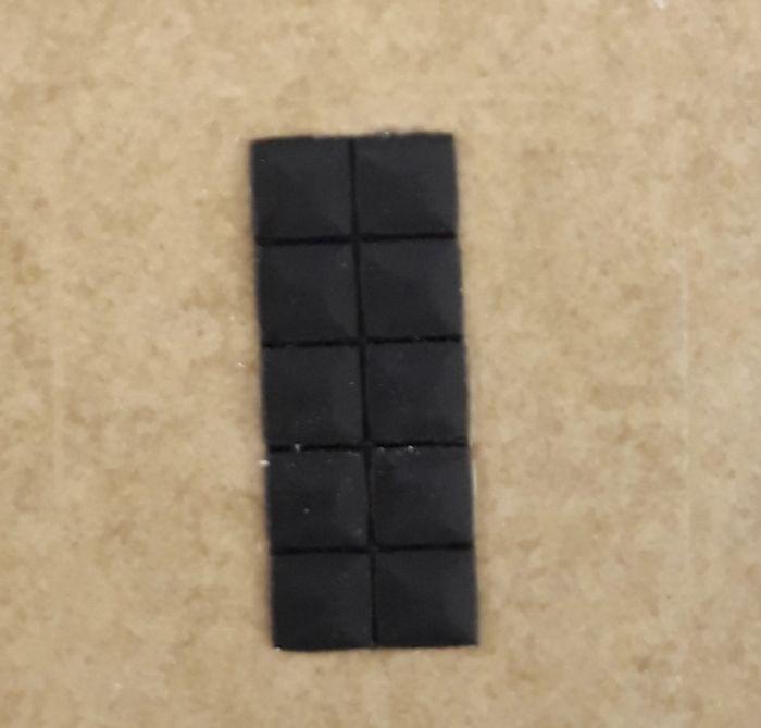 Märk Wichelhaus HartPlastic punkt 15 mm 10 tk