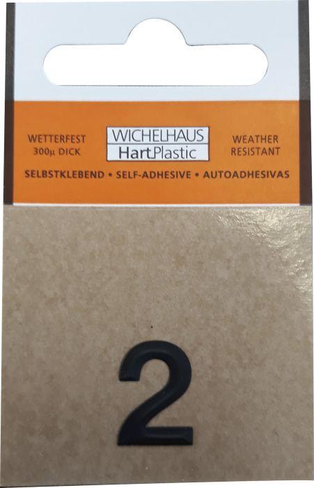Number Wichelhaus HartPlastic 2 15 mm