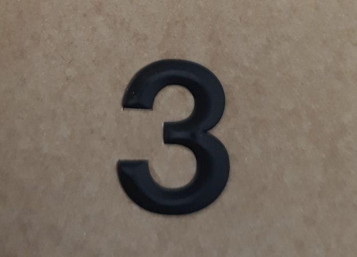 Number Wichelhaus HartPlastic 3 15 mm