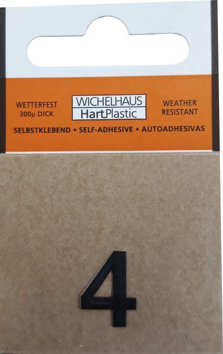 Number Wichelhaus HartPlastic 4 15 mm