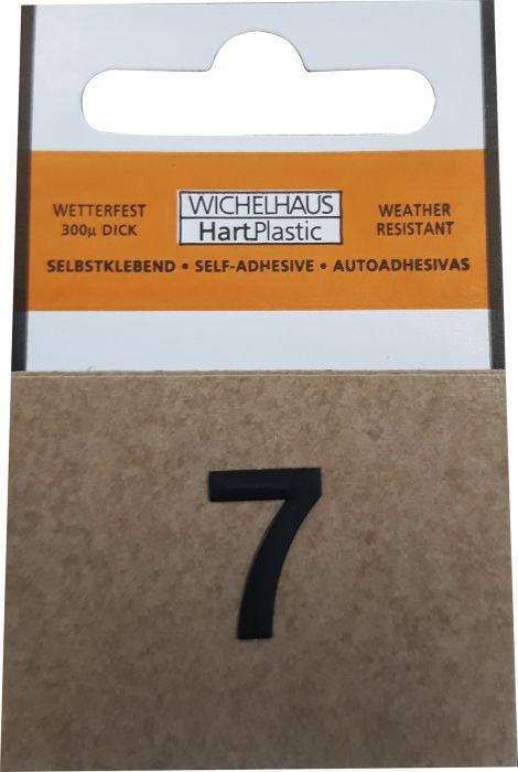 Number Wichelhaus HartPlastic 7 15 mm