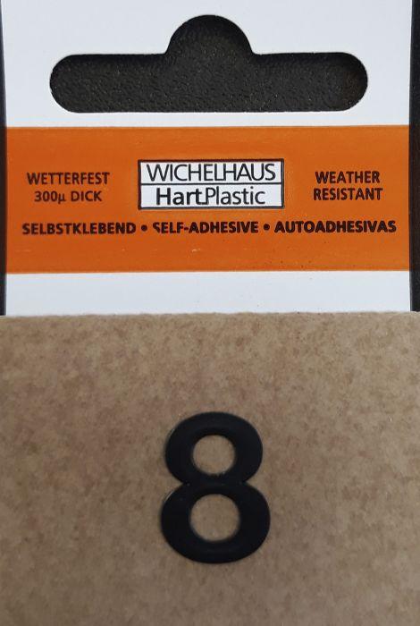 Number Wichelhaus HartPlastic 8 15 mm