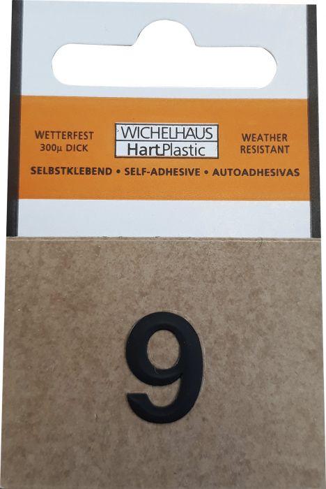 Number Wichelhaus HartPlastic 9 15 mm