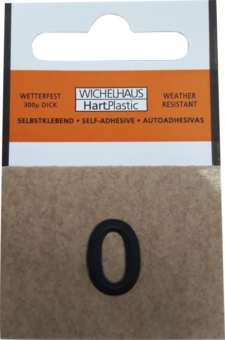 Number Wichelhaus HartPlastic 0 15 mm