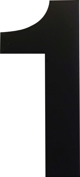 Number Wichelhaus HartPlastic 1 50 mm