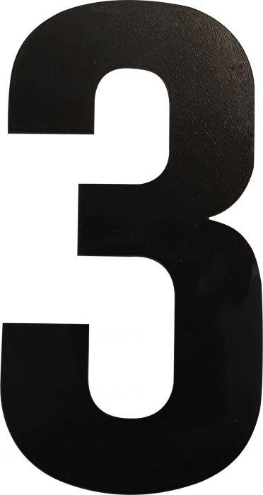 Number Wichelhaus HartPlastic 3 100 mm