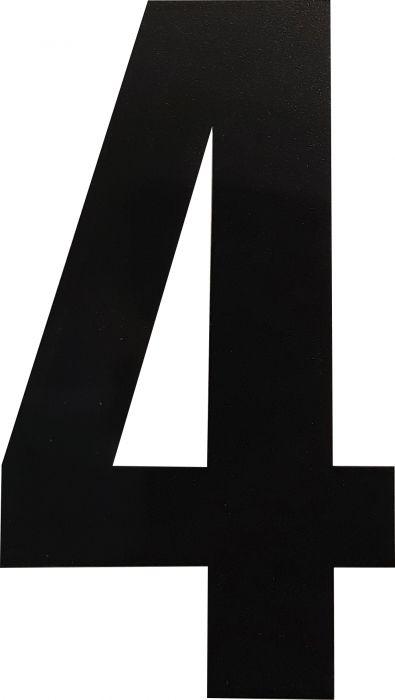 Number Wichelhaus HartPlastic 4 100 mm