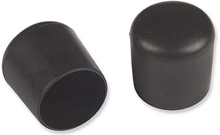 Lauajala põrandakaitse Stabilit 20 mm, must 4 tk