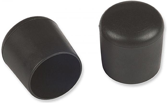 Lauajala põrandakaitse Stabilit 25 mm, must 4 tk
