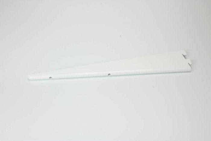 Riiulikandur Element System U-kujuline, valge