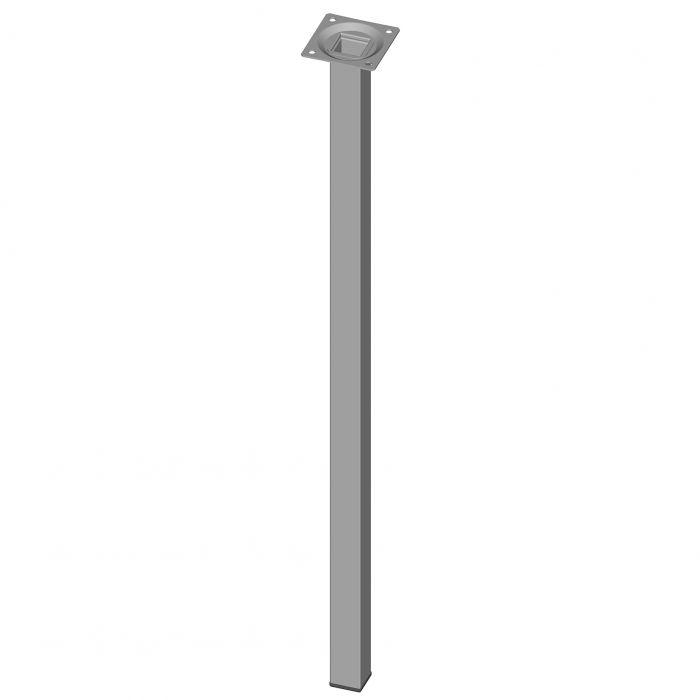 Mööblijalg Element System 600 x 25 x 25 mm