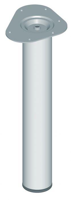 Mööblijalg Element System ümar kroom 400 mm ⌀ 60 mm