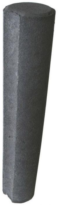 Äärekivi Paalu antratsiit, Ø 11 x 40 cm