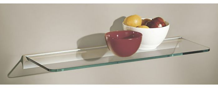 Klaasriiul Round kirgas 800 x 300 x 8 mm
