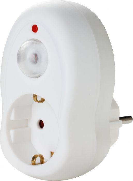 Pistikupesa hämaralülitiga Airam IP20