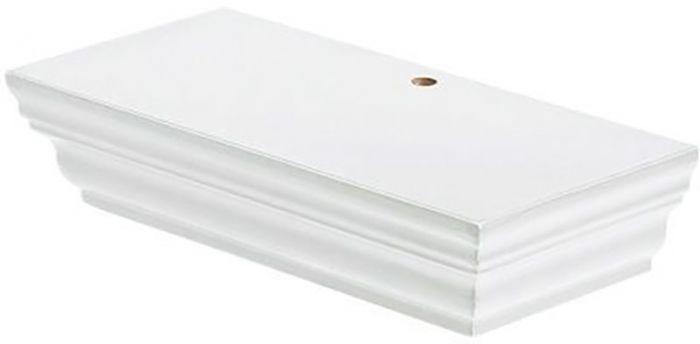 Seinariiulite komplekt Profile valge 200 x 100 x 45 mm 2 tk