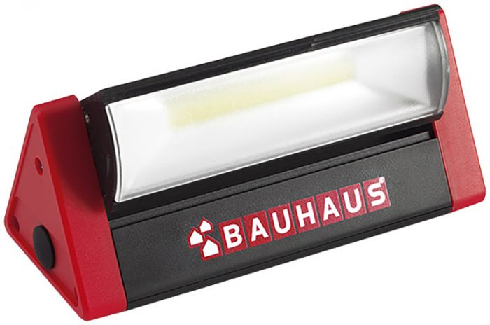 Mobiilne LED valgusti kolmnurk BAUHAUS