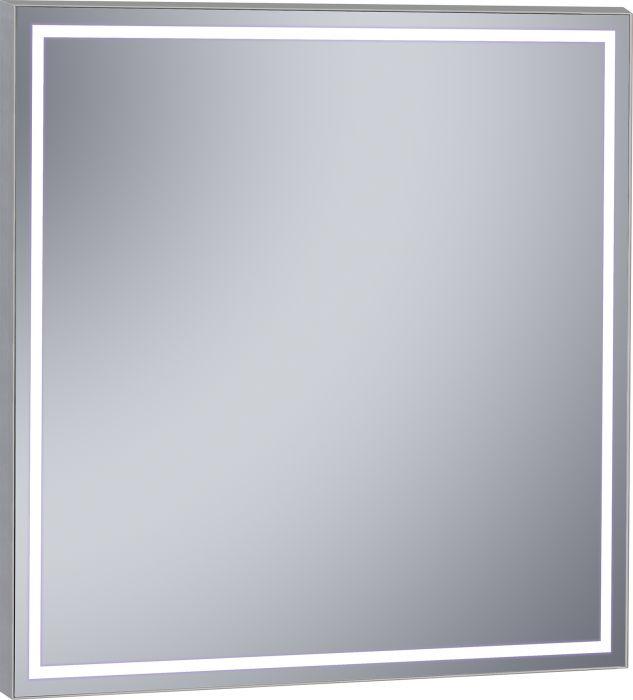 LED-peegel Lisbeth 80 x 70 cm