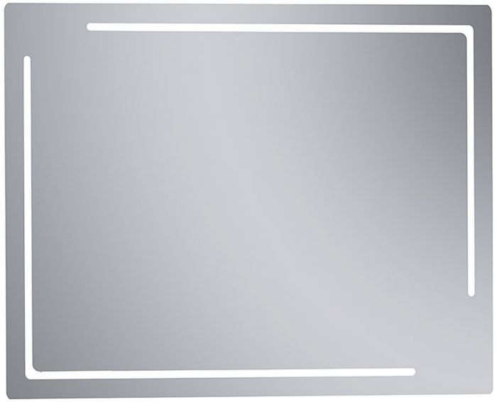LED-peegel Kamet 80 x 70 cm