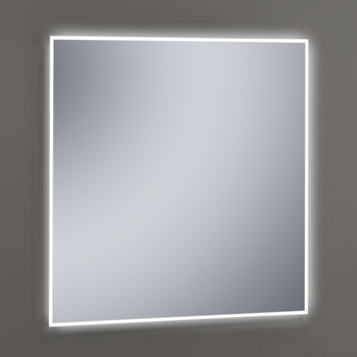 LED-peegel Shira 80 x 70 cm