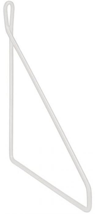 Riiulikandur Fil valge 210 x 210 x 200 mm