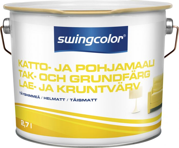 Lae- ja kruntvärv swingcolor