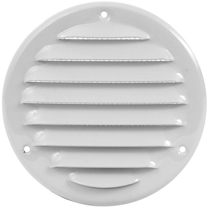 Ventilatsioonirest Europlast valge ⌀ 125