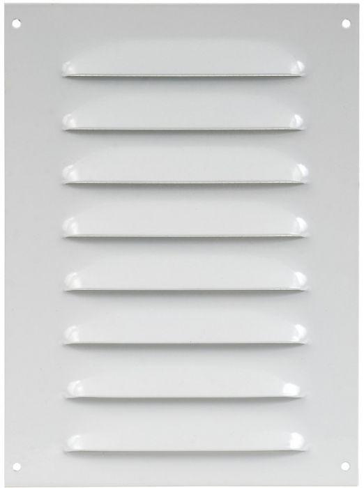 Ventilatsioonirest Europlast valge 190 x 140 mm