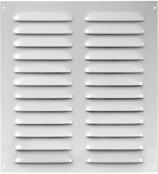 Ventilatsioonirest Europlast valge 260 x 280 mm