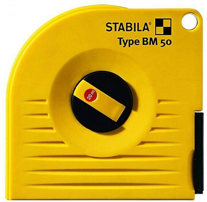 Mõõdulint Stabila BM 50 W 20 m