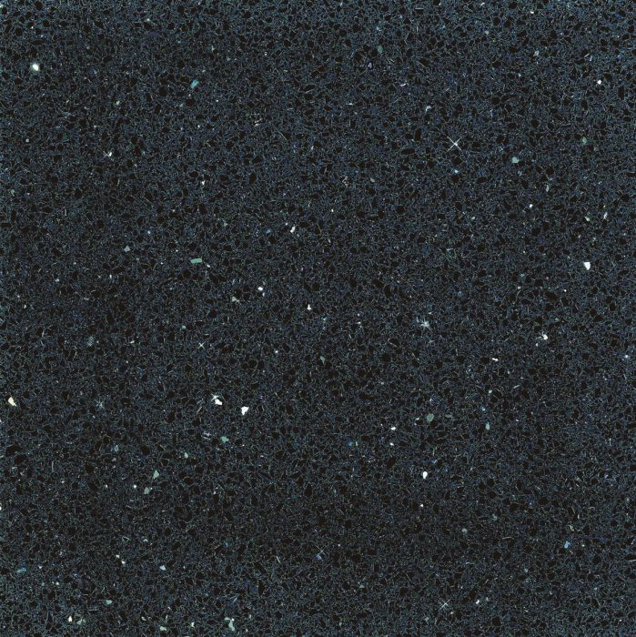 Põrandaplaat Starlight Quarz 40 x 40 cm Must