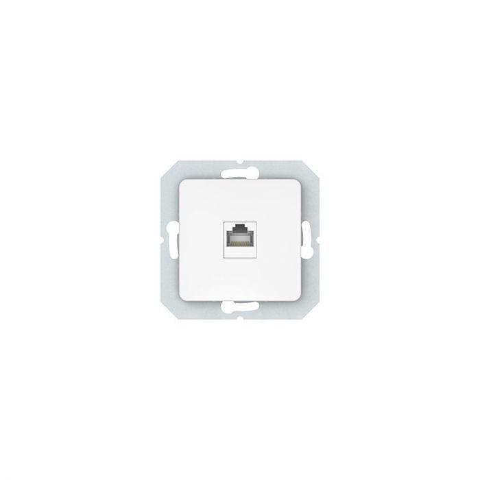 Süvistatav arvutipesa SL-250 valge
