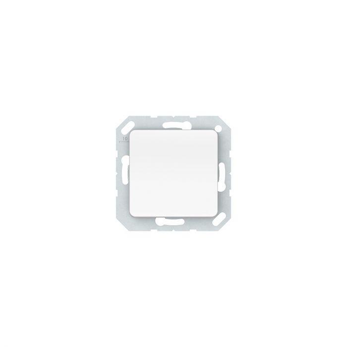 Süvistatav lüliti valgustusega SL valge