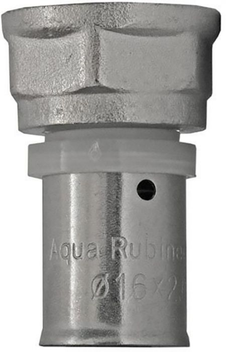 Pressliitmik Alupex torule Aqua Rubinetterie 16 x 1/2