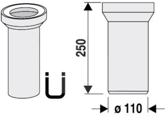 WC ühendus Sanit