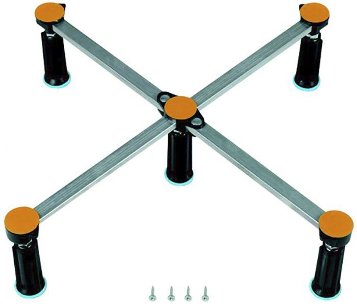 Dušialuse tugi 87-115 mm