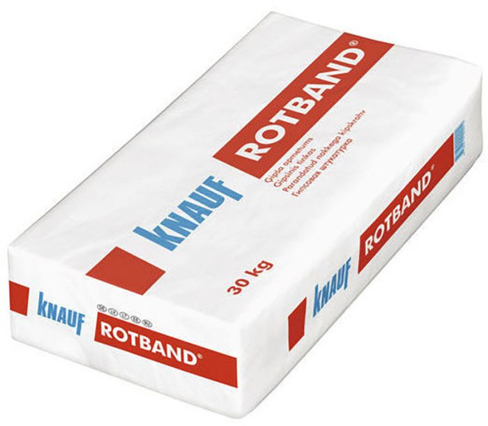 Kipskäsikrohv Knauf Rotband 30 kg