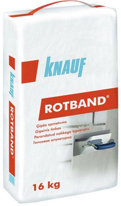 Kipskäsikrohv Knauf Rotband 16 kg
