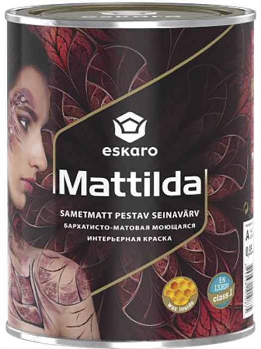 Seinavärv Eskaro Mattilda 9 l