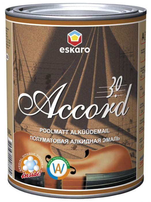 Alküüdemailvärv Eskaro Accord 30 0,9 l