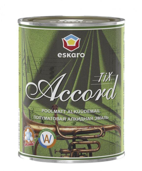 Alküüdeimailvärv Eskaro Accord Tix 0,9 l