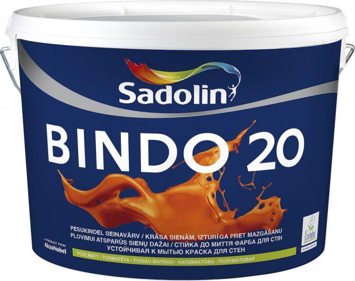 Seinavärv Bindo 20 10 l