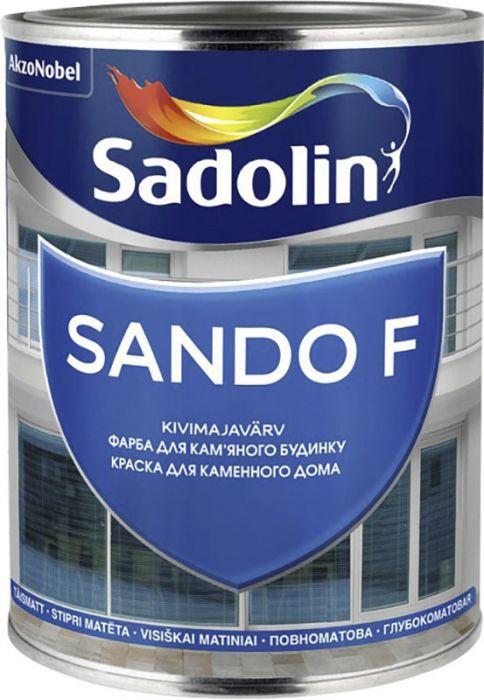 Fassaadi- ja soklivärv Sando F 0,96 l