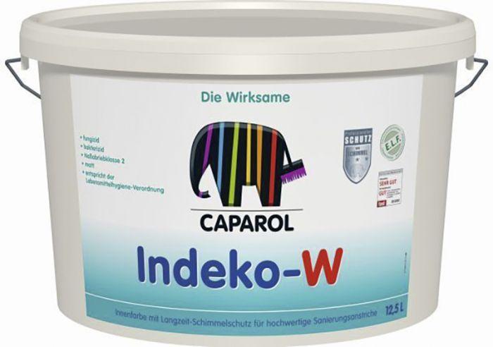 Hallitusevastane värv Caparol Indeko-W 2,5 l