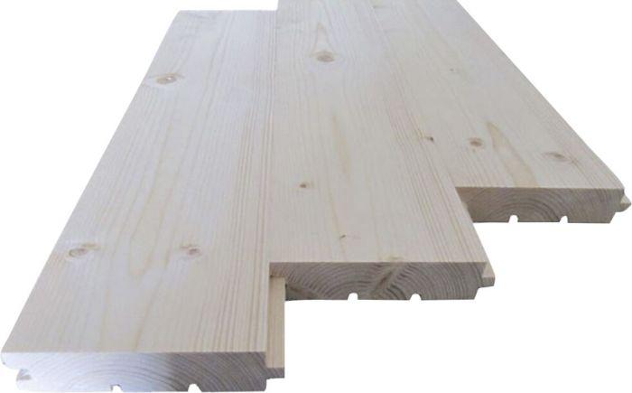 Põrandalaud Storaenso HLL, kuusk AB 28 x 95(87) x 3600 mm
