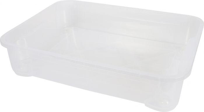 Säilituskast Regalux  Clear Box 79,5 x 58 x 17,5 cm